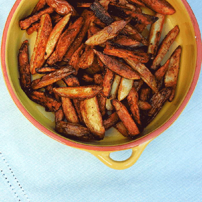 Merguez Spiced Chips
